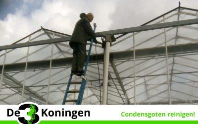 De voordelen van condensgoten reinigen!